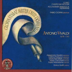 Antonio Vivaldi : Gloria, Stabat Mater, Dixit Dominus