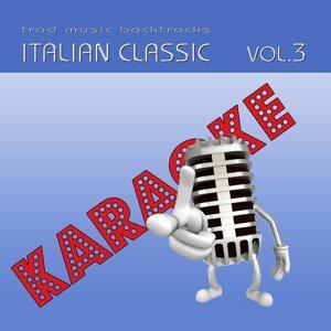 Italian Classic, Vol. 3 (Basi musicali Karaoke)
